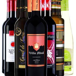 ארגז יין אדום לבן
