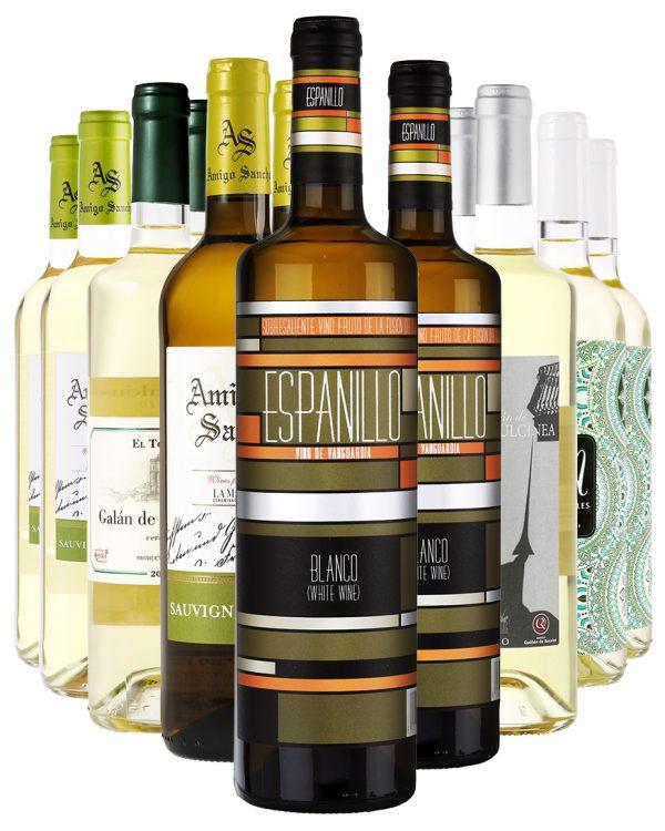 ארגז יין לבן
