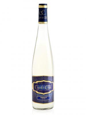 קאריל דה קוטוס סמידולסה יין לבן חצי יבש