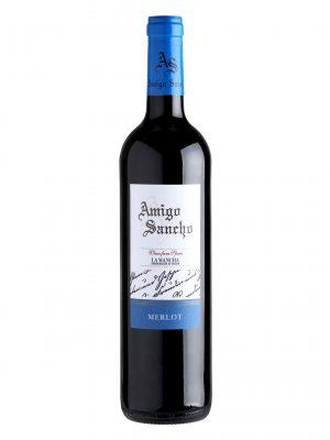 יין אדום יבש מרלו