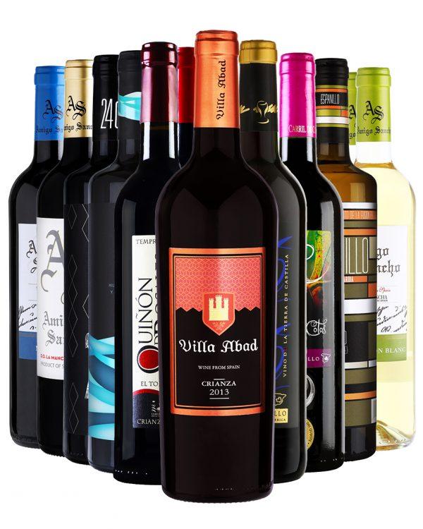 ארגז יין בהנחה